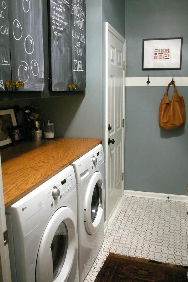 50 Laundry Storage And Organization Ideas 2017