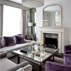 Gray And Taupe Living Room Classic 40 Beautiful Designs 2017 Purple
