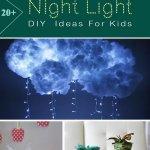 20 Diy Night Light Ideas For Kids 2017