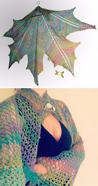 30 Great Crochet Shawl Patterns 2017