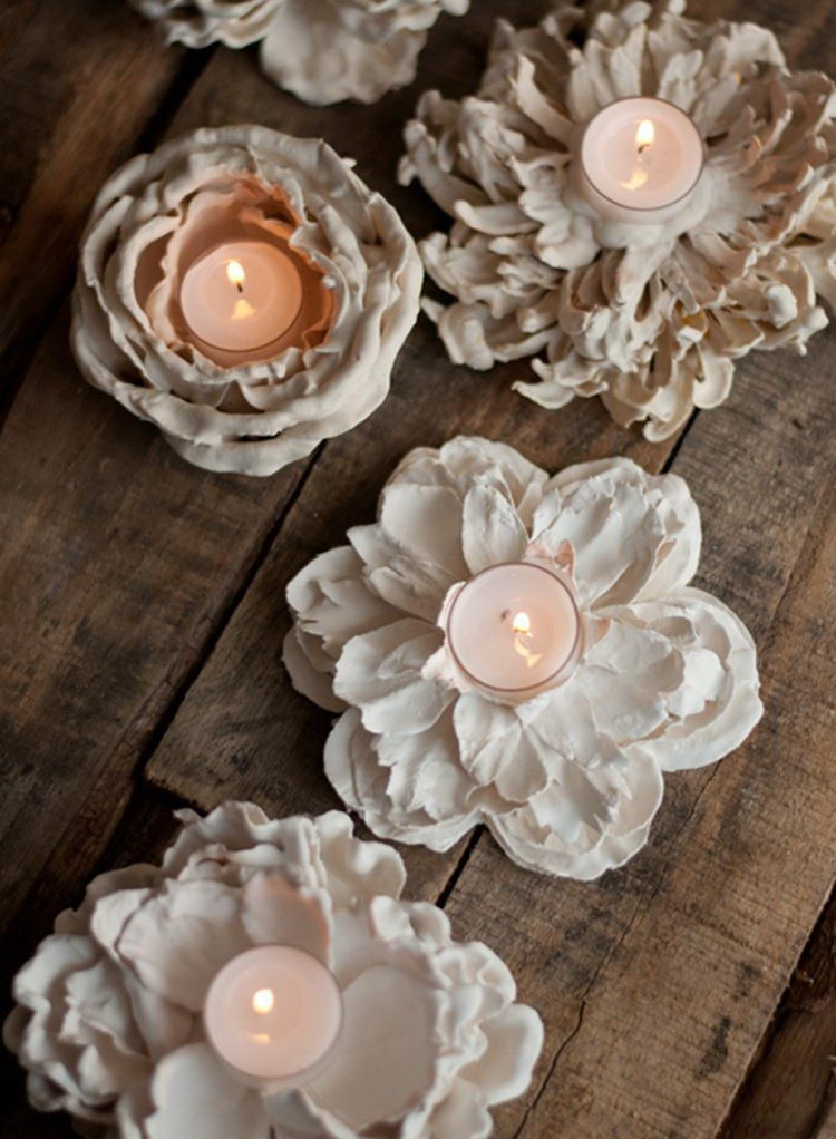 Beautiful DIY Candle Holders  Great Ideas  Tutorials for Special Occasions 2017