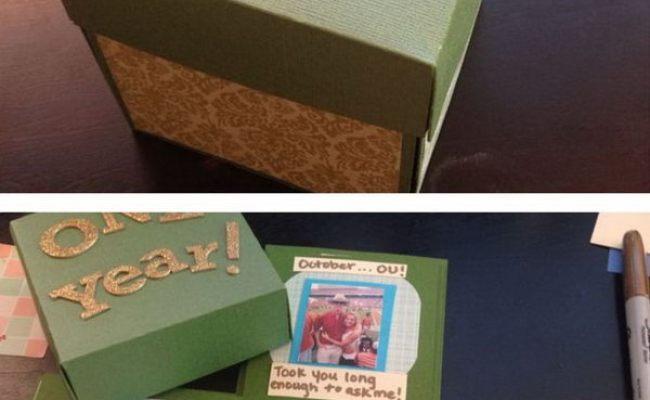 30 Diy Gifts For Boyfriend