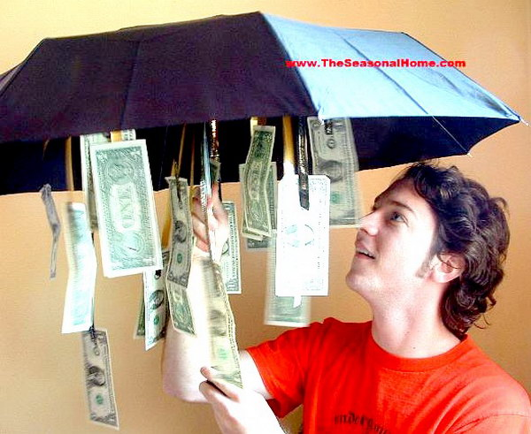 Fun And Creative Ways To Give Money As A Gift 2017