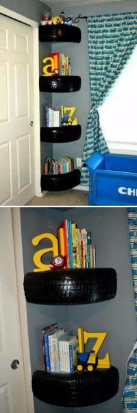 Cool Wall Shelves