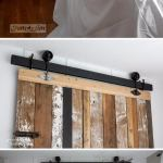 30 Rustic Wood Headboard Diy Ideas 2017