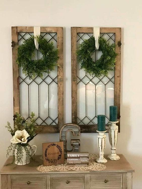 Wall Arched Decorative Mirrors