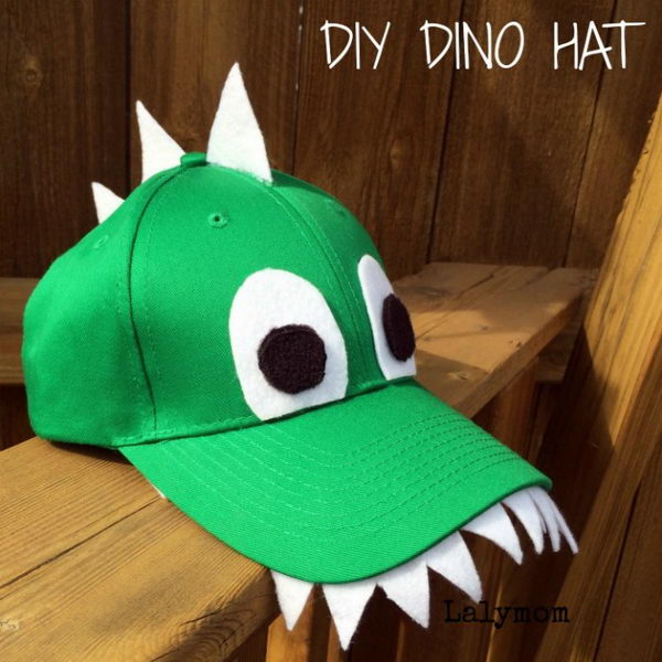 20 Dinosaur Costumes and DIY Ideas 2017