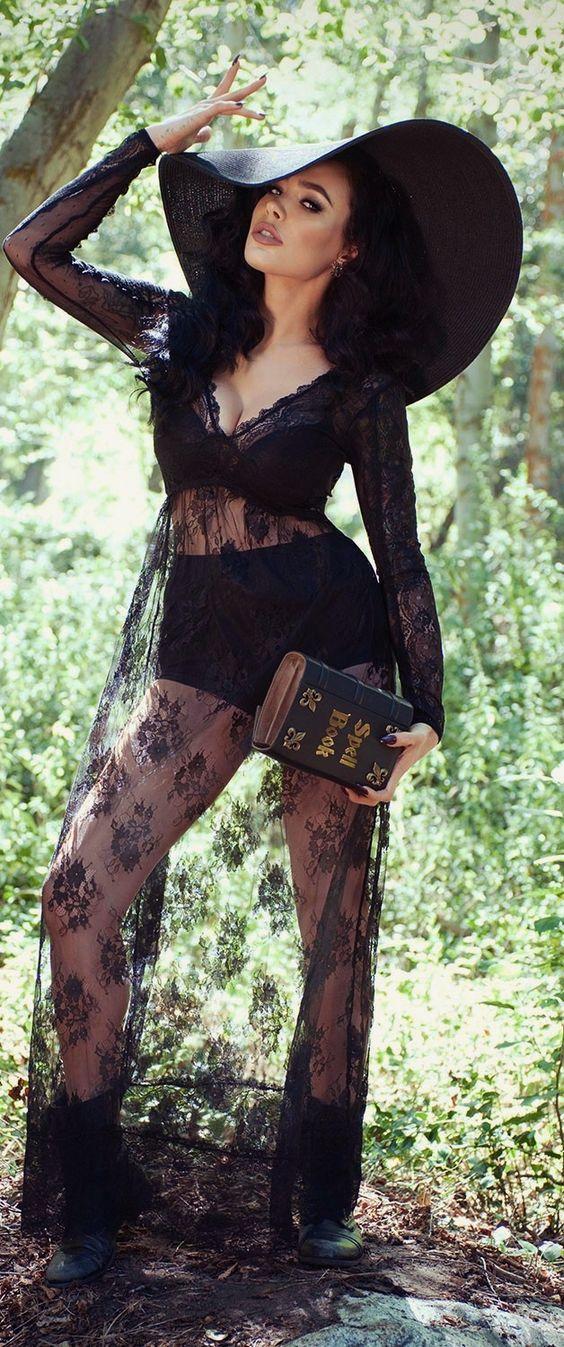 Diy Sexy Witch Costume : witch, costume, Witch, Costumes, Ideas