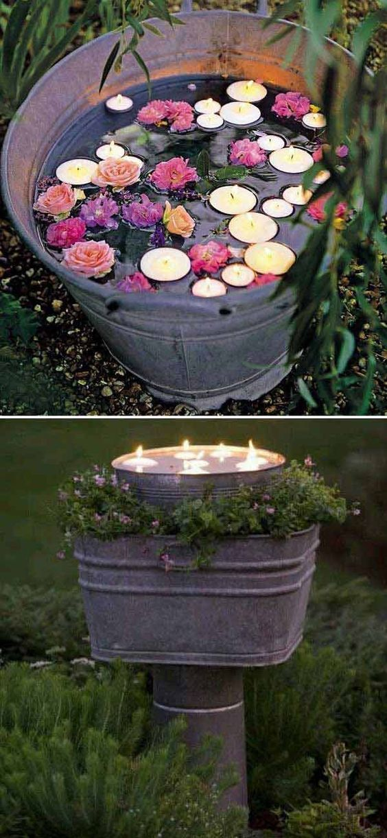 Falling Down Flowers Wallpaper 30 Cheap And Easy Diy Lighting Ideas For Outdoor 2017