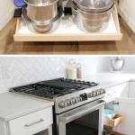 15 Easy Diy Ideas To Organize Your Kitchen Cabinets 2017