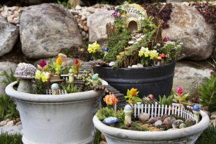 100 Best DIY Fairy Garden Ideas