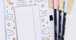 31 Bullet Journal Ideas That Are Borderline Genius