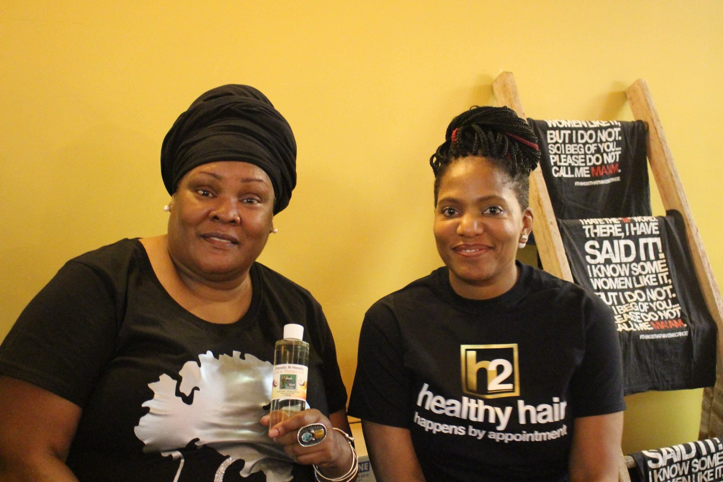 Many African American Women S Hair Care Products Are Toxic That S
