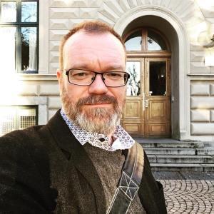 Föreläsare Magnus Andersson