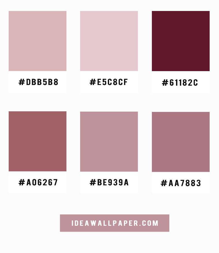 berry hues color palette inspiration, color ,color palete, color inspiration #colors #color