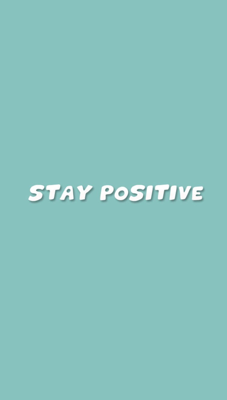 34 positive inspiration quotes - Stay Positive - positive quote #quote