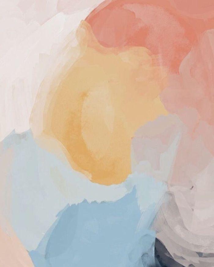 Watercolor wallpaper #watercolor #color #inspiration