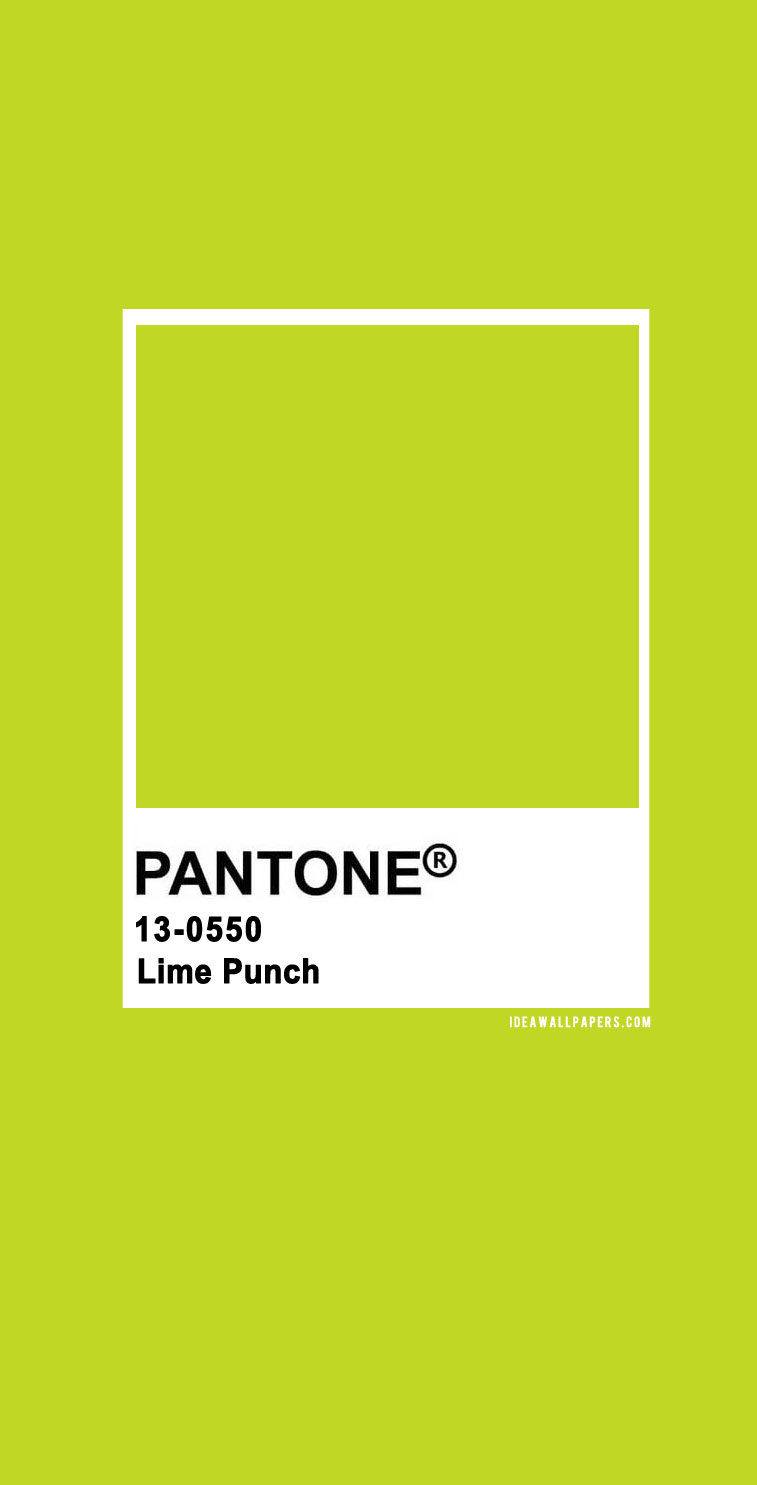Pantone Lime Punch : Pantone 13-0550 Lime Punch, pantone lime punch , pantone lime, pantone green #color #pantone pantone 2020, pantone color, pantone color 2020, pantone clothing, pantone palette, pantone paintpantone color of the year, pantone color of the year 2020, pantone colour of the year 2020