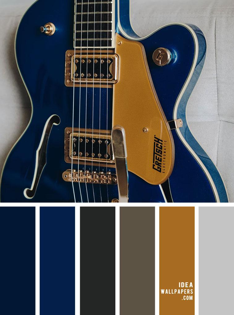 color combos, color scheme, color schemes, color palettes, blue and gold color palette, blue and gold color combos, blue and gold color schemes