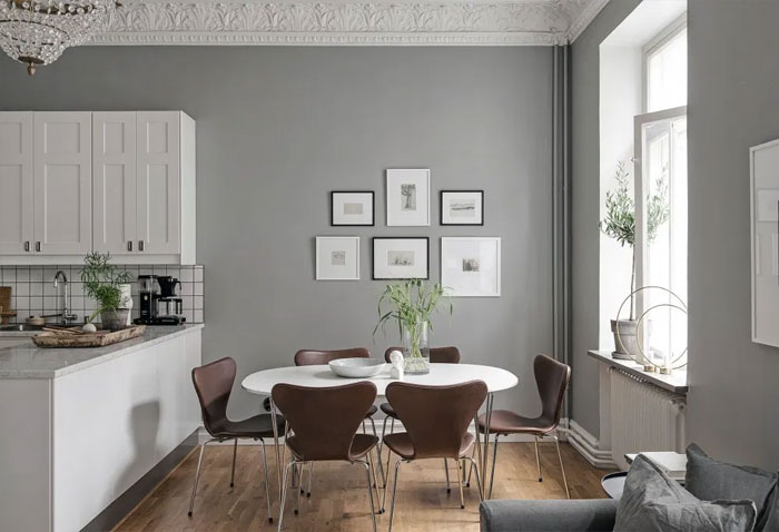 grey kitchen, grey kitchen decor