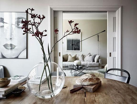 simple kitchen decor, kitchen decor, kitchen, grey kitchen decor ideas