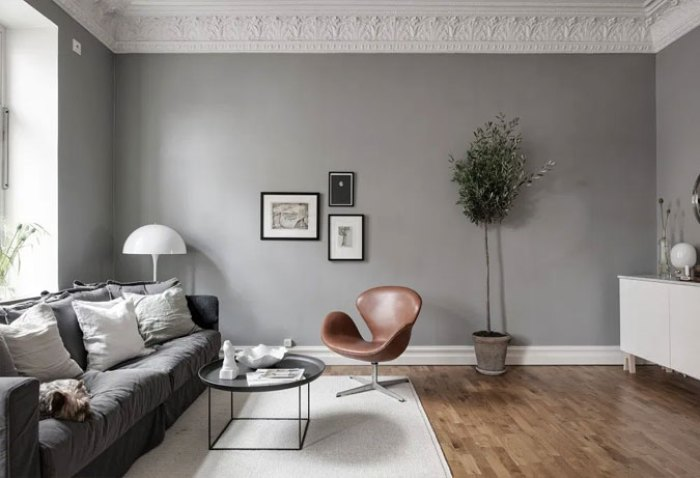 grey living room, grey living room decor, grey living room decorating ideas, grey wall paints