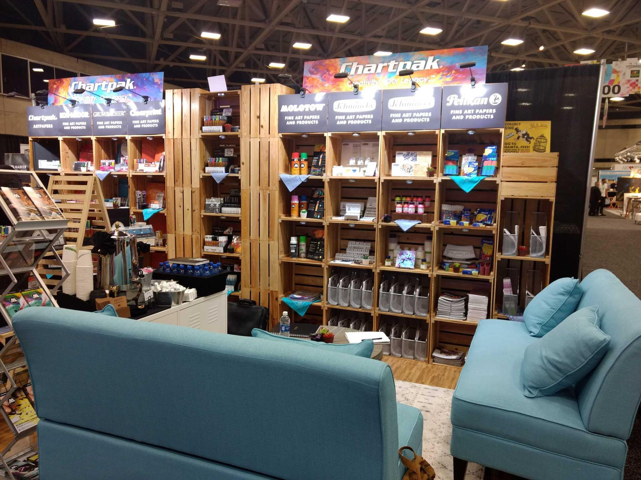 Custom Exhibits  Island Booths  Custom Trade Show Displays