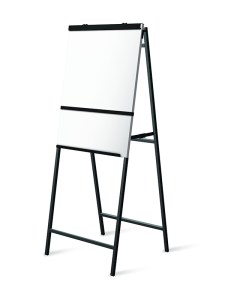 frame flipchart easel with whiteboard also idec displays rh