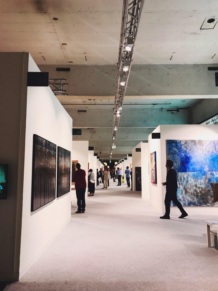 I DECLARE COLORS / Evas Blog für zeitgenössische Kunst / VOLTA Basel 2018