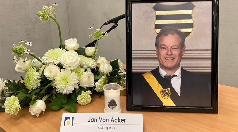 Jan Van Acker in memoriam
