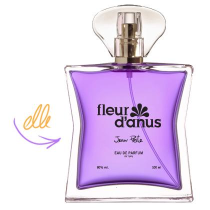 Eau De Parfum Fleur Danus Ide Cadeau France