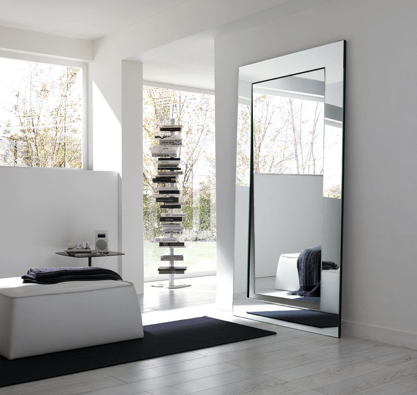 full length mirror in living room slipcovers for chairs wandspiegel für bad | ideen.top