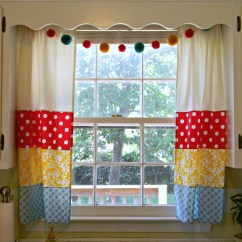 Red And Yellow Kitchen Curtains Lowes Farmhouse Sink Gardinenideen Moderne Küchengardinen Ideen Top