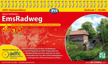 Ems Radweg ADFC Radreisefuehrer