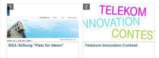 die beliebtesten wettbewerbe auf ideenwettbewerbe.com