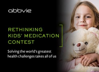 Hyve AbbVie Contest Kids Medication