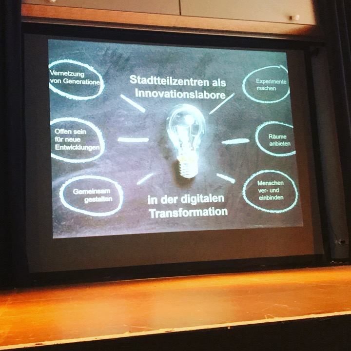 Stadtteilzentren als Innovationslabore