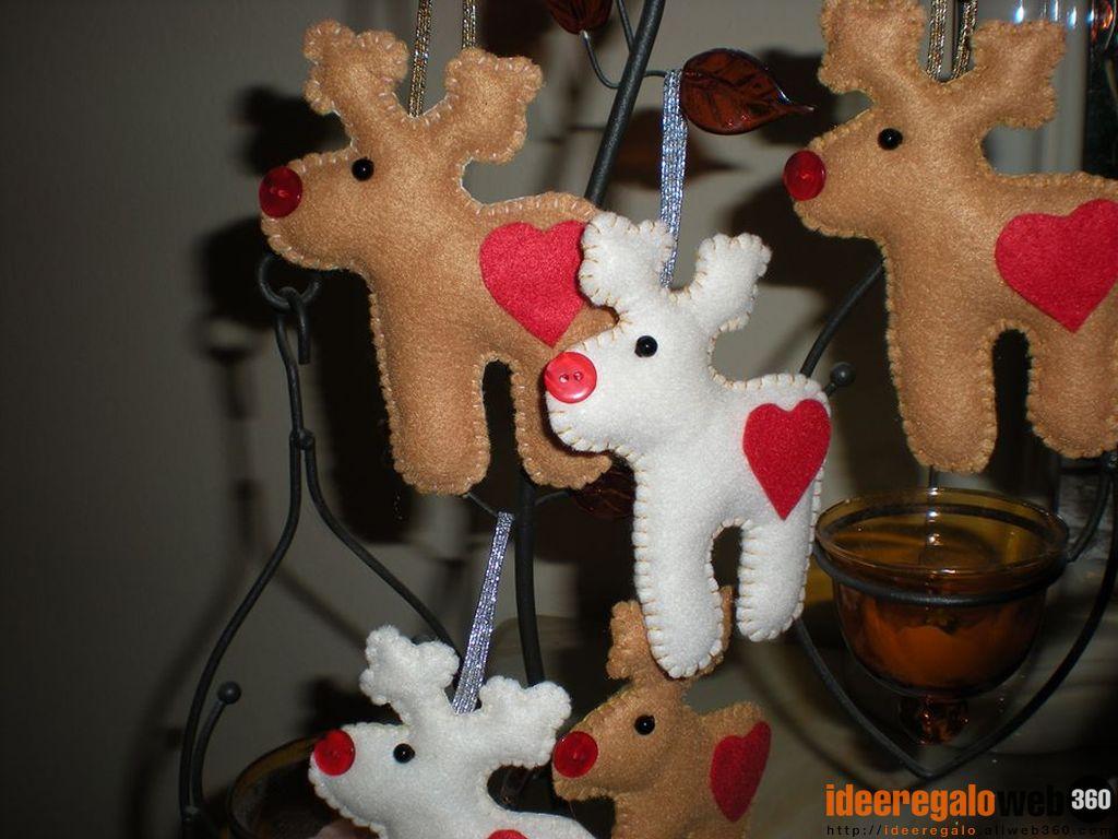 Come creare un albero di Natale in pannolenci TUTORIAL