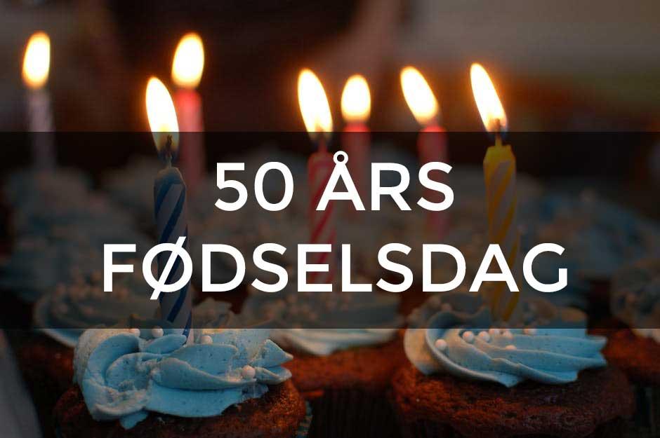 spex på 50 års fest