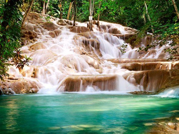 Dunn River Falls, Giamaica