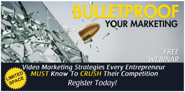 Bulletproof Your Marketing