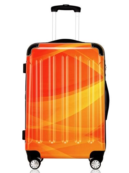 Flerfarget Orange