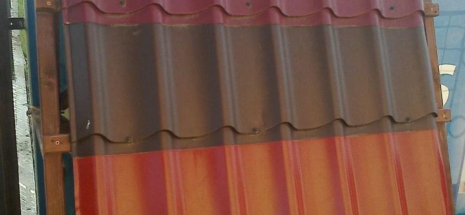 avantaje tabla tip tigla modele lindab si culori
