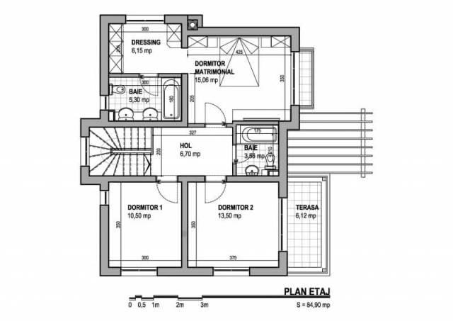 plan masarda casa