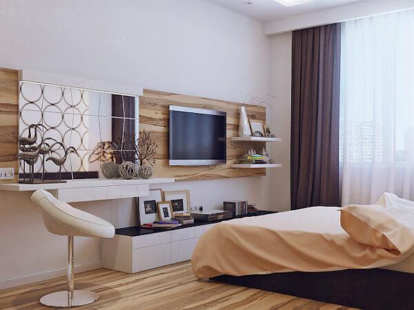 dormitor contemporan unghi opus