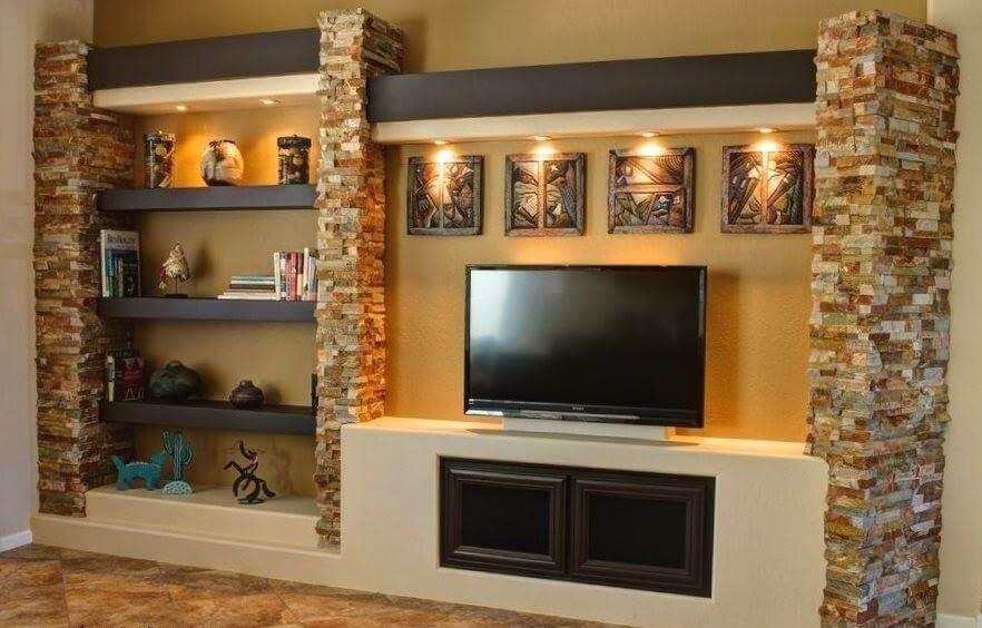 Living room cu lcd