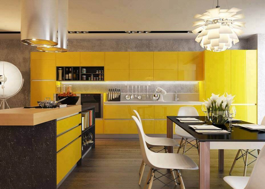 Trei culori mai putin folosite in bucatarie dar super frumoase