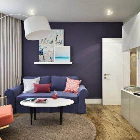 sufragerie apartament modern