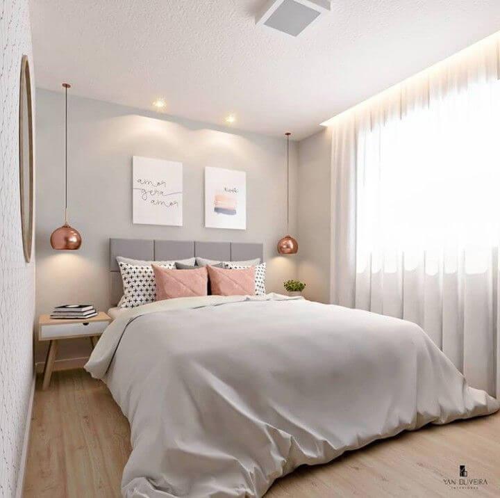 dormitor modern mic