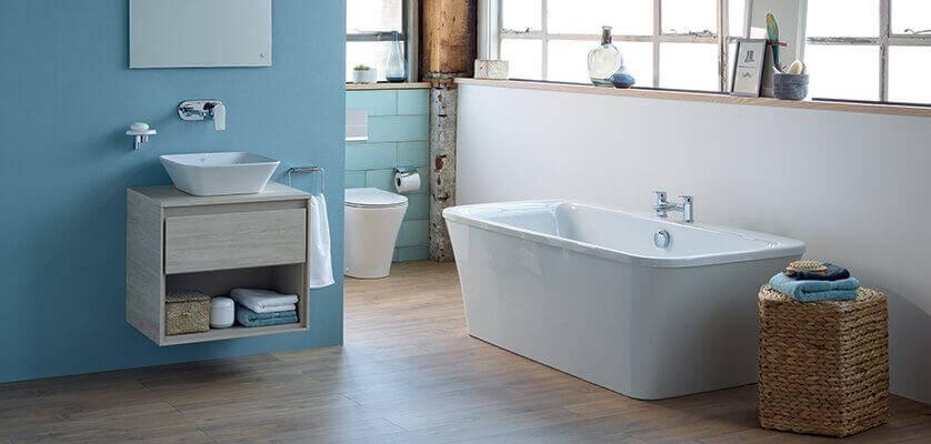 cada baie moderna